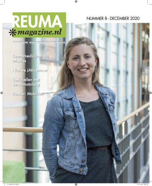 Cover ReumaMagazine 8-2020