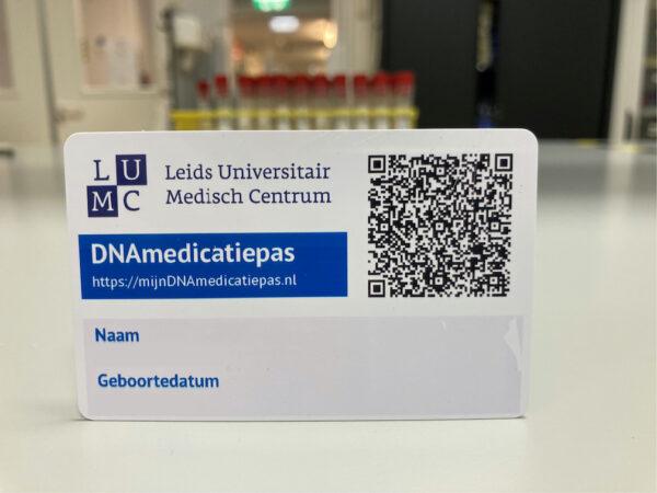 DNAmedicatiepas