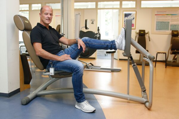 fysiotherapeuten en oefentherapeuten