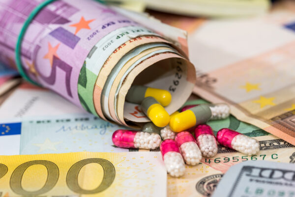 realistische prijs voor oude medicijnen